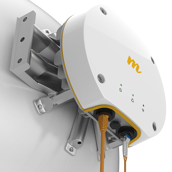 Mimosa B11 100 117 GHz Gigabit Backhaul Up To 15Gbps Aggregate
