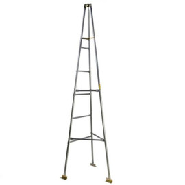 Easy Up Heavy Duty 10 Tripod 2 1 4 Mast