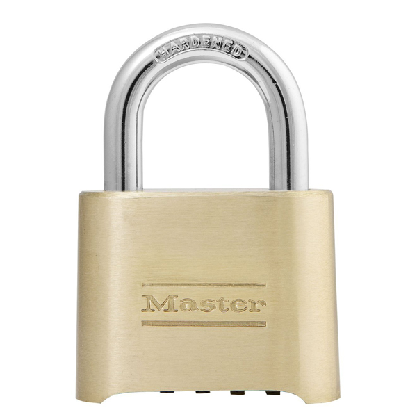 masterlock resettable set your own combination lock