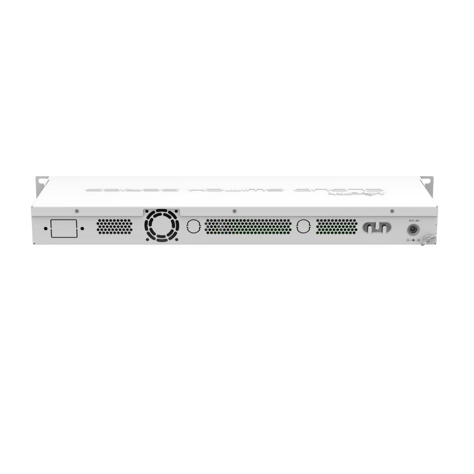 Mikrotik 24 Port Switch Css326 24g 2s Rm Rb2011uias Log