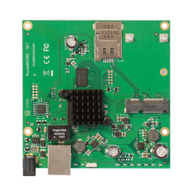 RouterBOARD M11G with Gigabit LAN a
