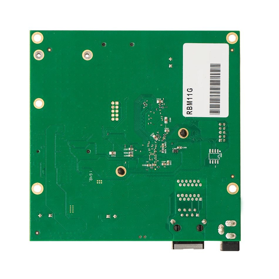 MikroTik Small size powerful board