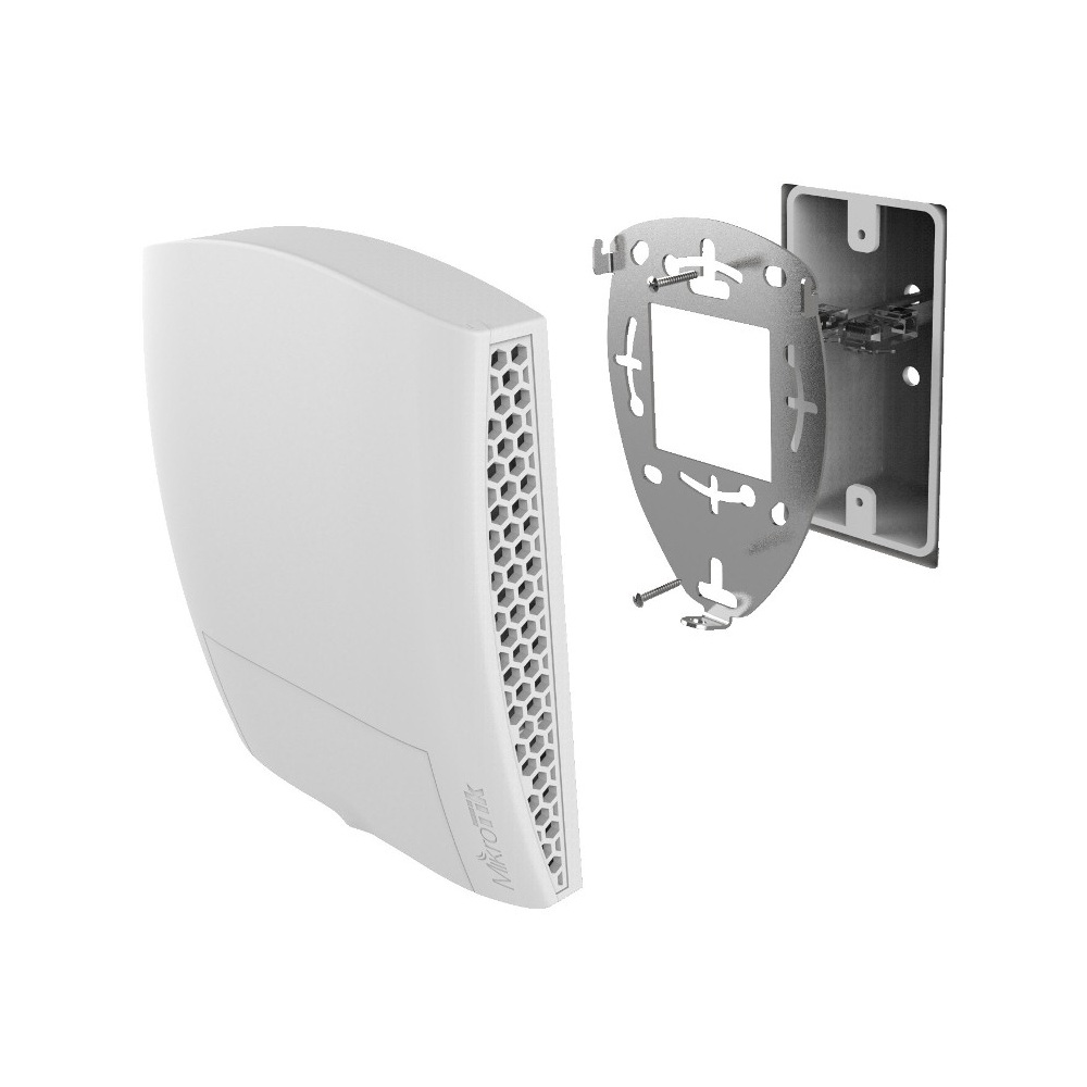 MikroTik wsAP ac lite, in-wall Dual Band Access Point