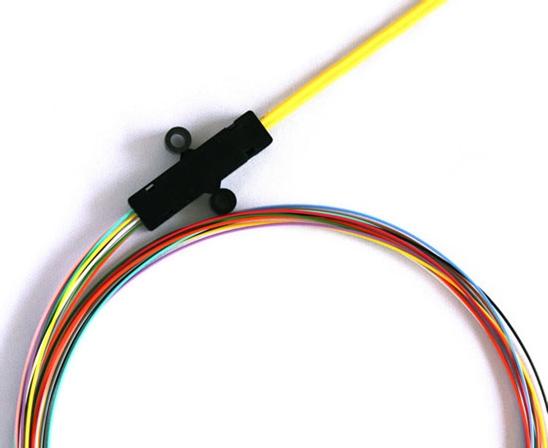 "6 Fiber Buffer Tube /& Ribbon Fan-out Kit Accepts 250µm 25/"" Tubing"