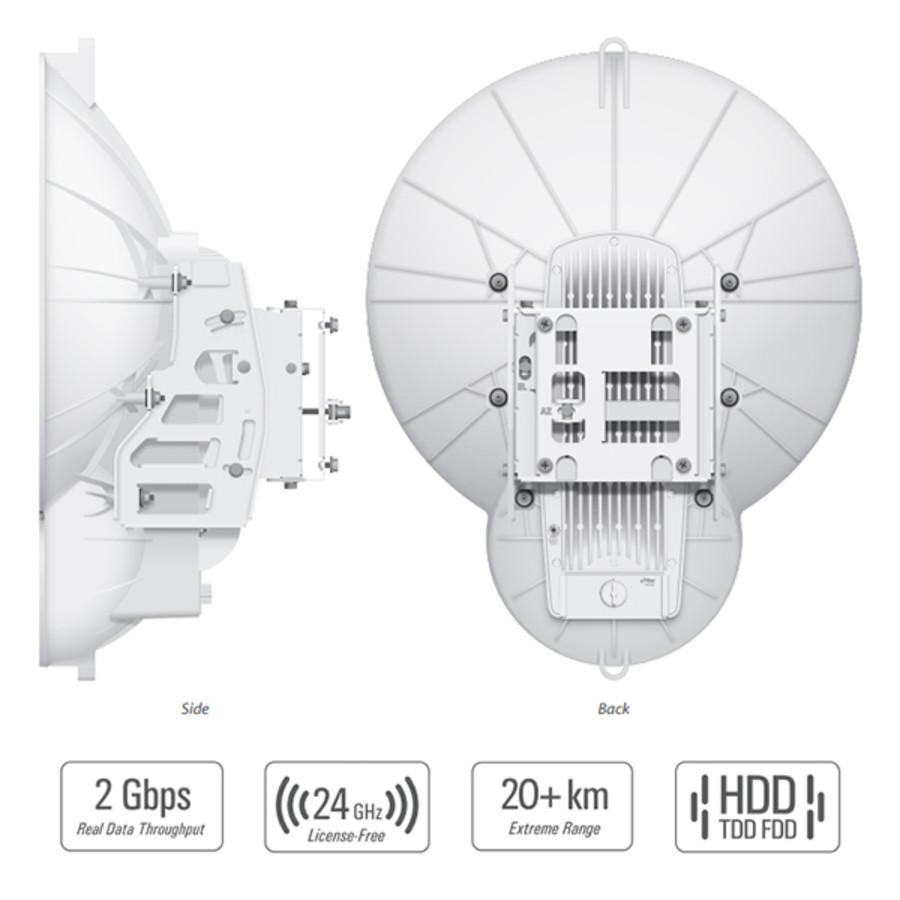 Ubiquiti Airfiber 24 Hd 2 Gbps Backhaul