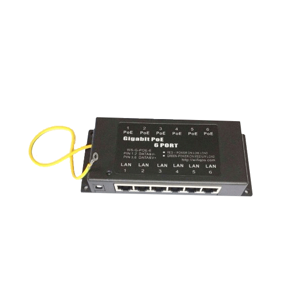 WiFi Texas WS-GPOE-6