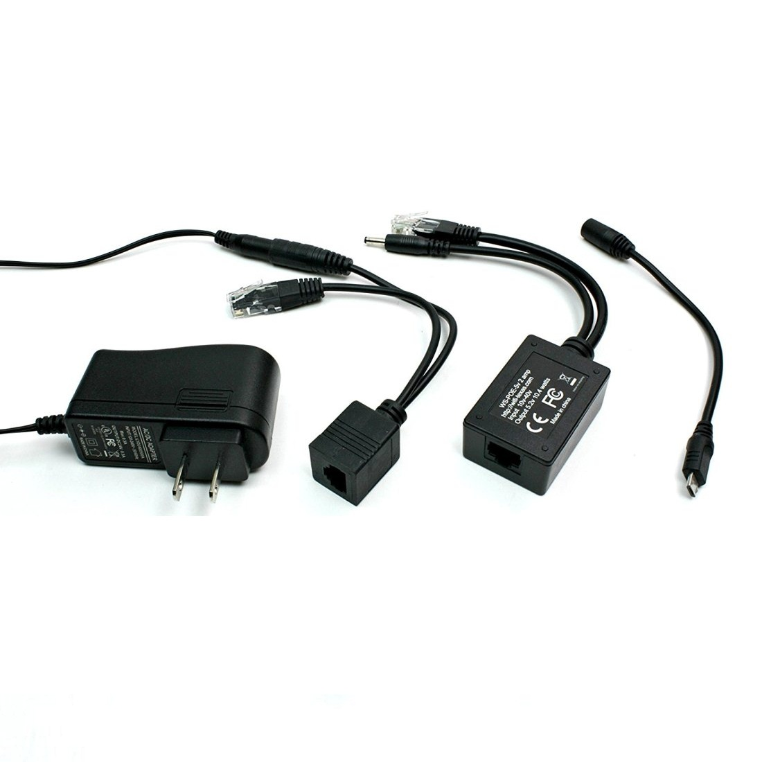 WiFi Texas WS-POE-MicroUSB-Kit