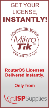 MikroTik Licenses