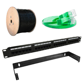 Network Cabling & Accessories