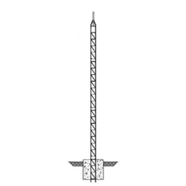Rohn 25G Self Supporting Tower kits